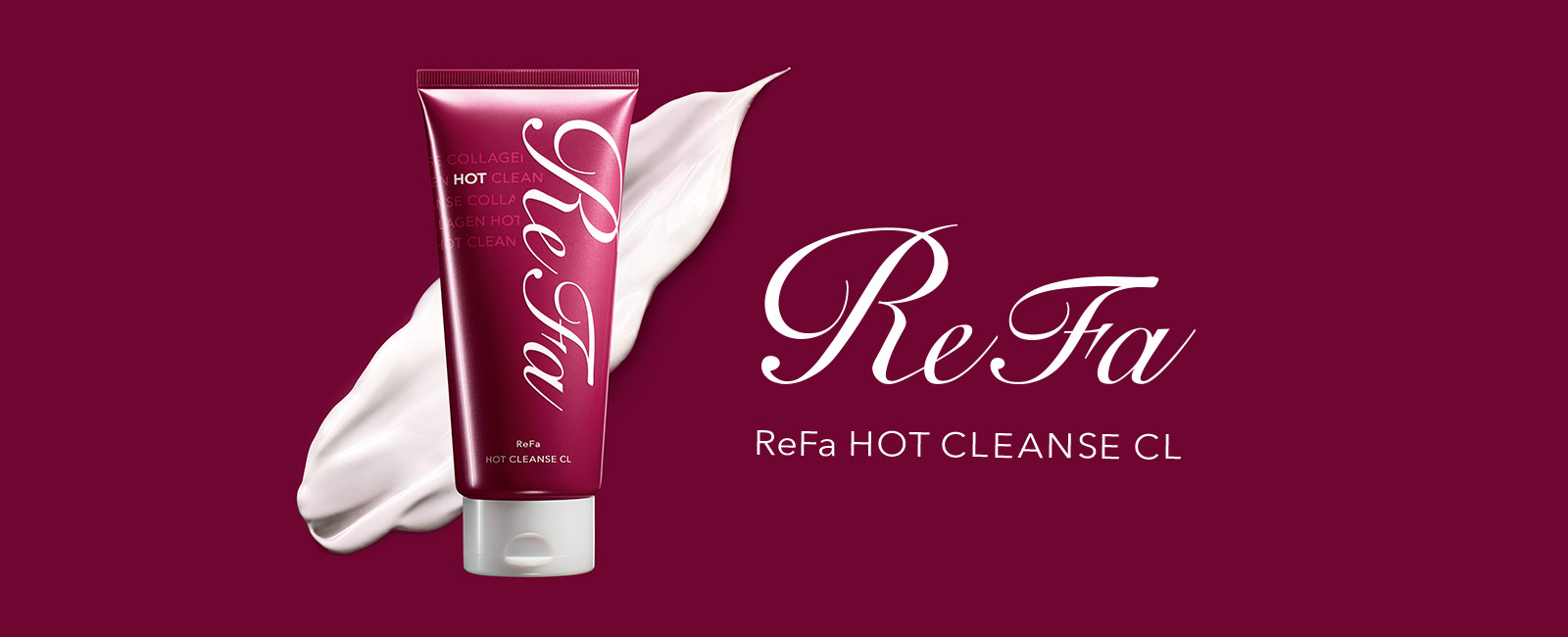 ReFa HOT CLEANSE CL