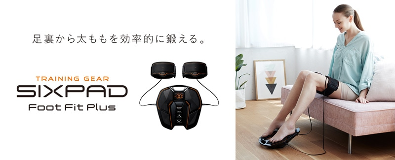 SIXPAD Foot Fit Plus