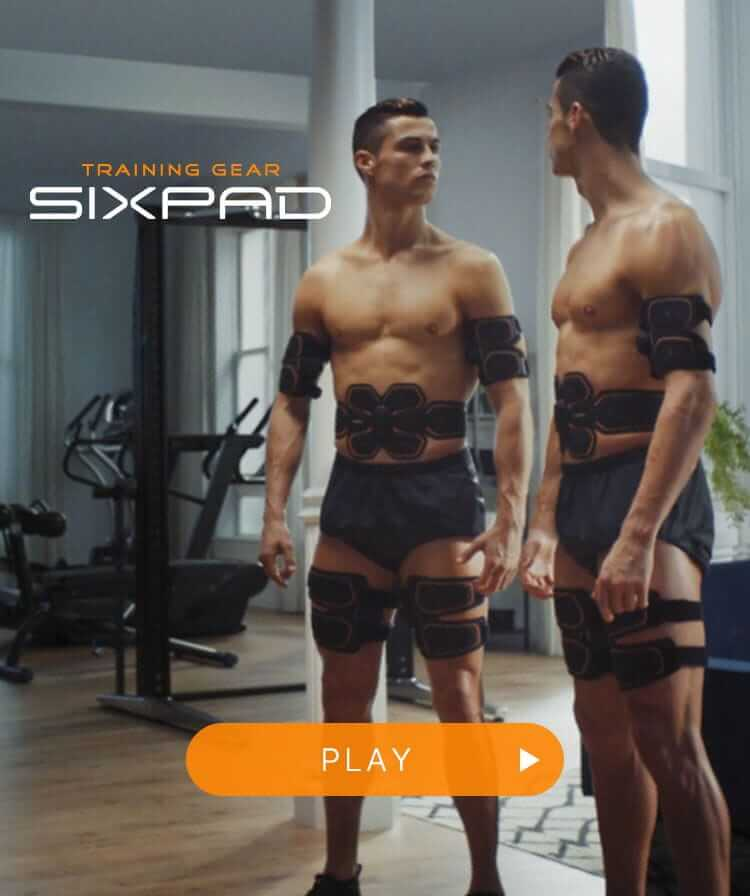 Training Gear Sixpad Official Uk